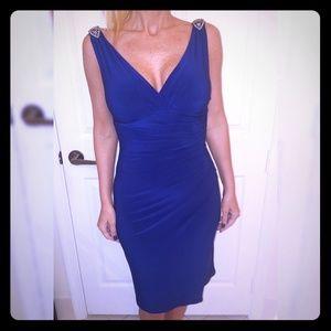 Ralph Lauren embellished dress